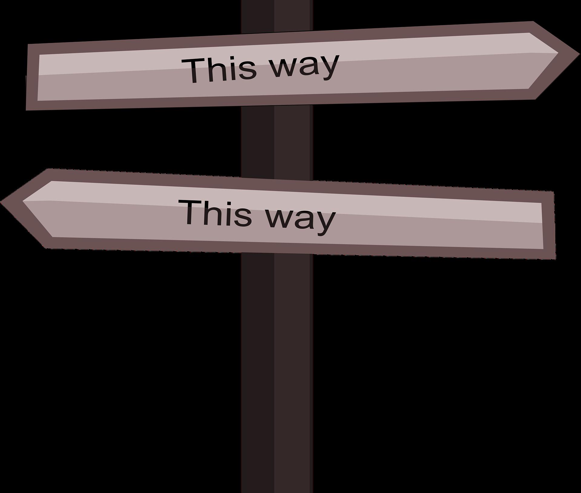 This Way 718660 1920