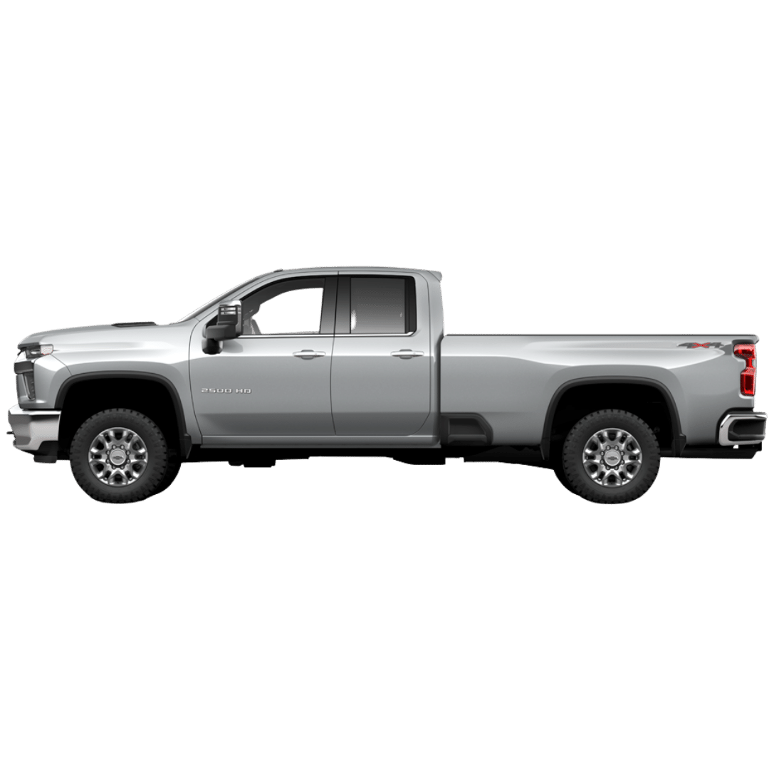 Chevrolet Silverado LTZ+ קבינה כפולה 4X4