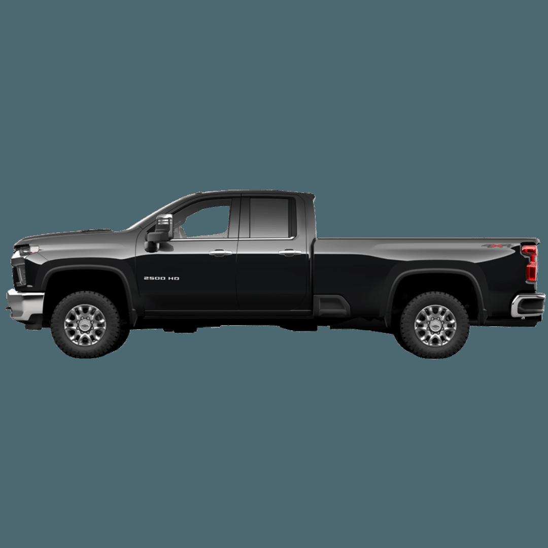 Chevrolet Silverado LTZ קבינה כפולה 4X4